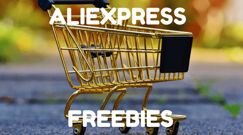 Aliexpress freebies - darmoszki na aliexpress
